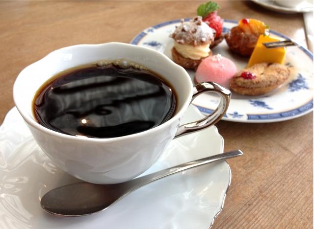 カフェとスイーツ