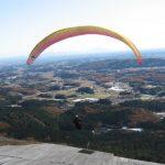 空を飛びたい 初めてのパラグライダー体験!タンデムで空に