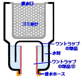 排水口構造