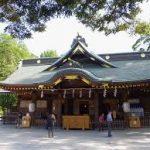 大國魂神社で混雑を避けて初詣と屋台を楽しむには?時間帯と出店状況