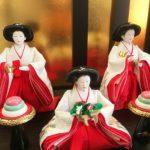 雛人形の三人官女のお役目とはなに? 持っている物や配置の意味