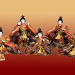 雛人形の五人囃子の役割は?もっている楽器で並び順にも決まりがある