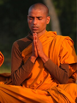インド修行僧