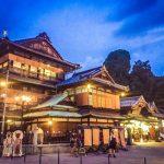 開湯伝説 動物が発見したといわれている日本の温泉 四国の巻