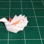 箸袋で作るかわいい箸置き さりげなく作ってスマートに使う!